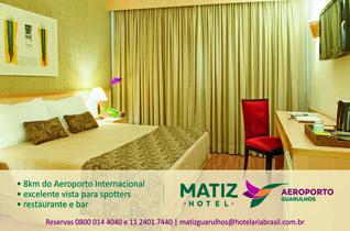 Parceria Hotel Matiz