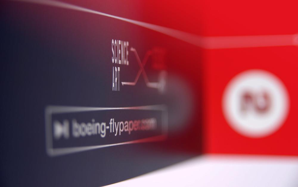 Foto: Boeing Flypaper.