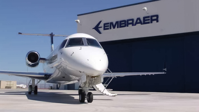 Embraer Executive Jet