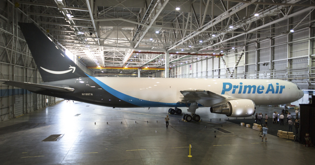 Amazon Boeing 767 F Prime