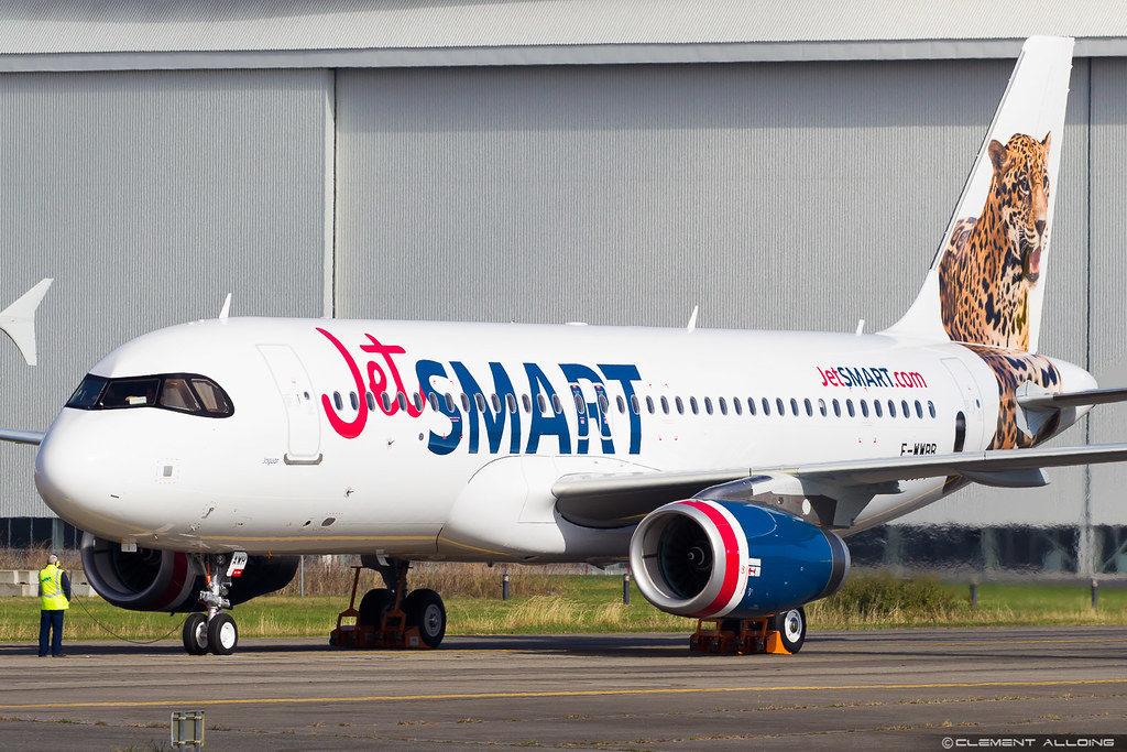Airbus A320 Jetsmart