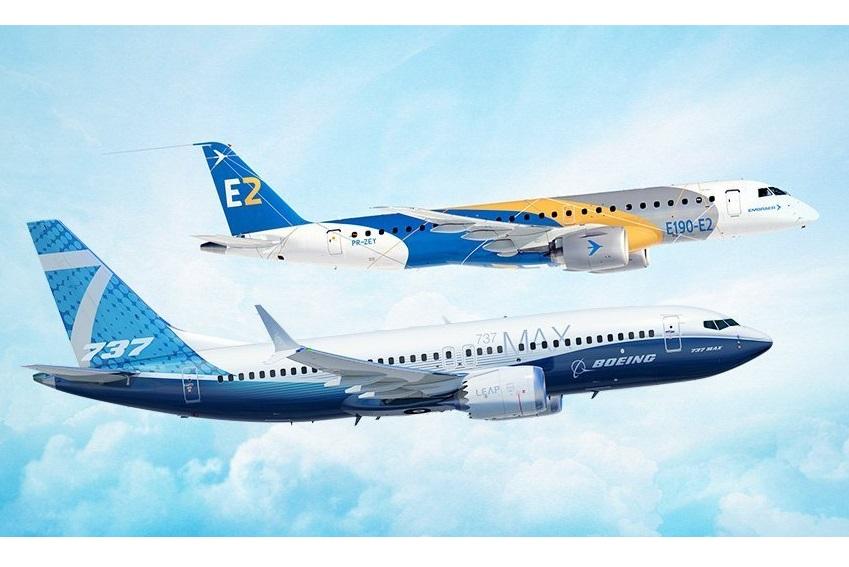 Boeing Brasil Embraer