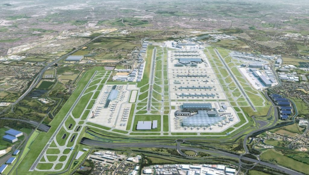 Aeroporto Heathrow Londres
