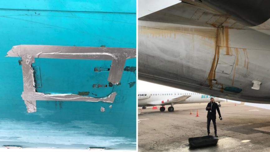 Fokker 100 Bek Air
