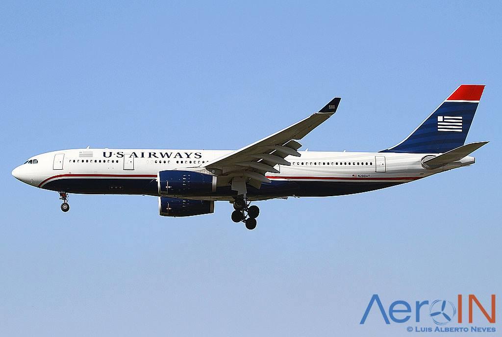 US.Airways Airbus A330-243