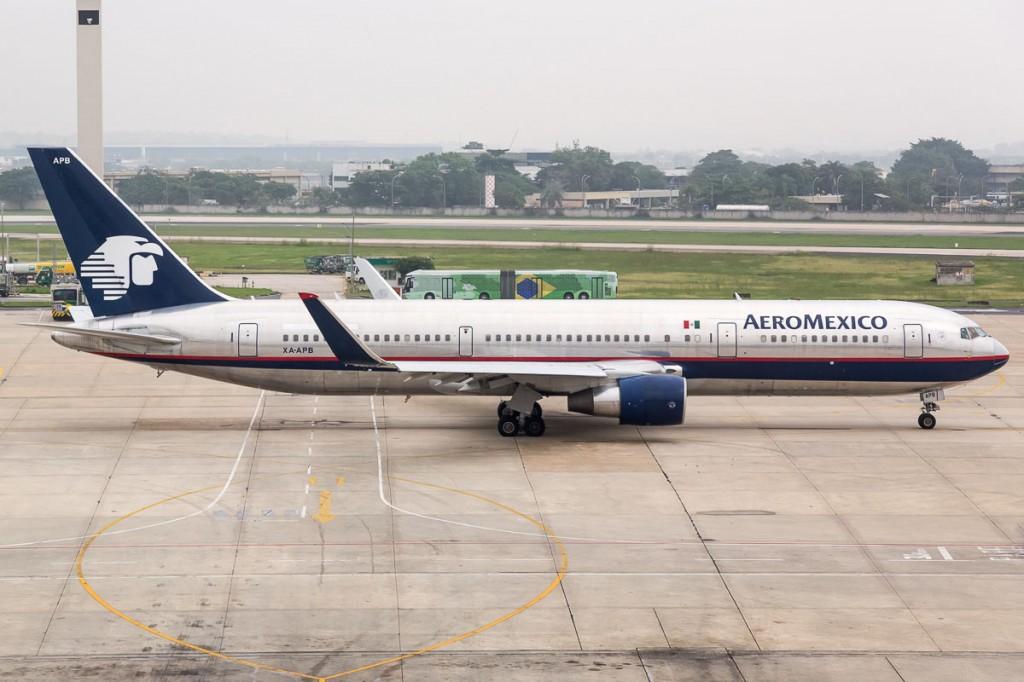 Voos serão operados com o Boeing 767-300