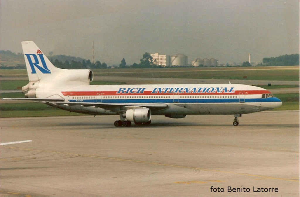 RICK INTERNATIONAL L1011