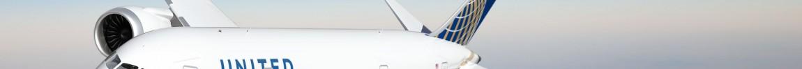Avião Boeing 787 Dreamliner United