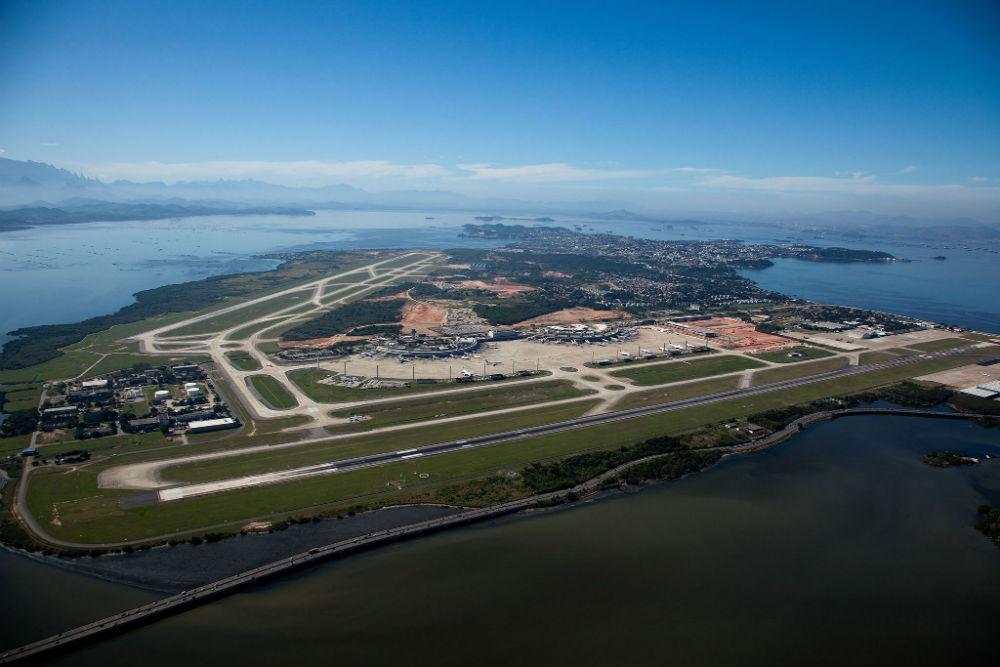 Aeroporto RIOgaleão Rio de Janeiro