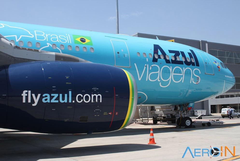 Azul Viagens Airbus A330