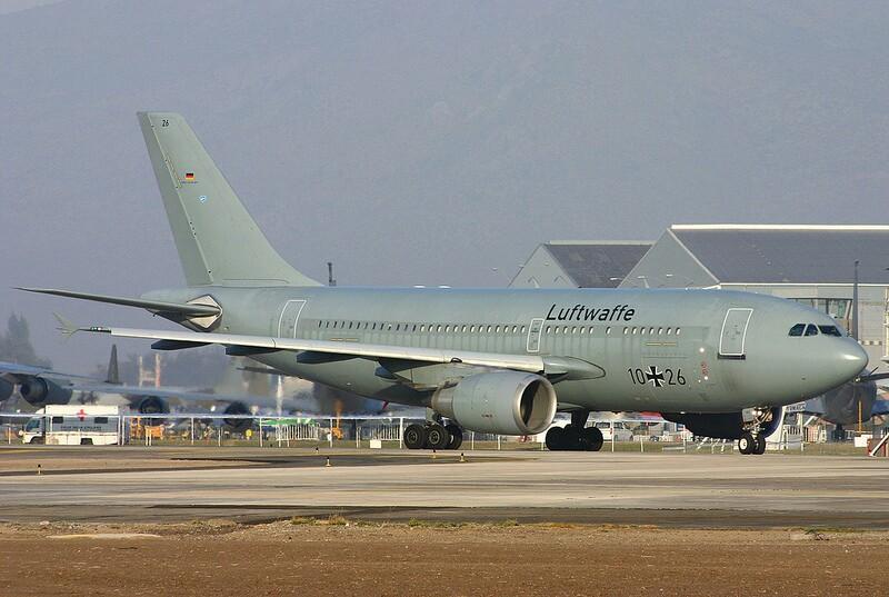 A310 Luftwaffe