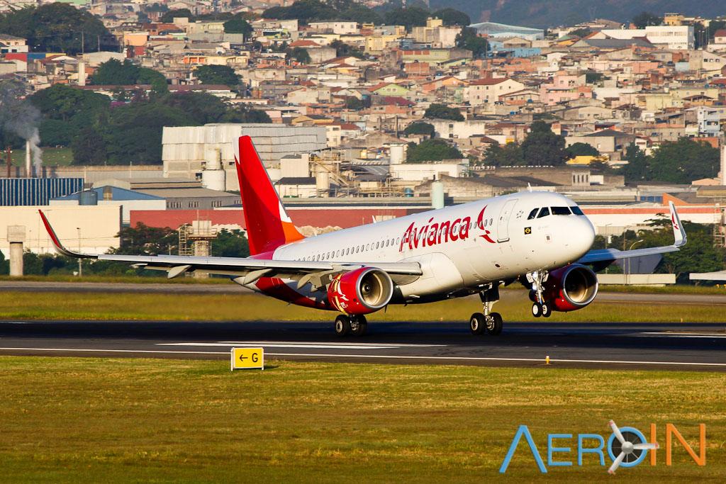Avianca A320