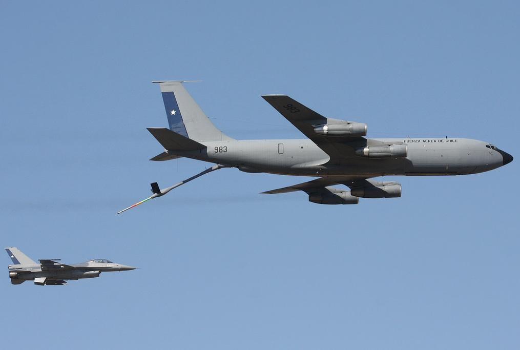 KC-135 FACH F-16