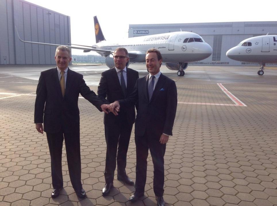 LH 2 A320neo