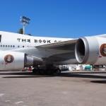 Ed Force One 747 Iron Motores