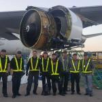 Ed Force One 747 Iron Motores 4