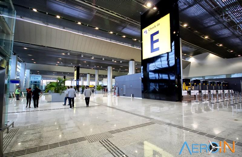 GRU Airport terminal 31