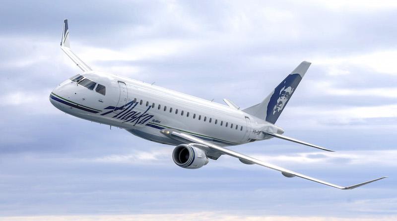 Alaska Airlines/Divulgação