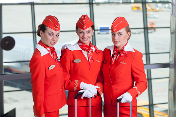 aeroflot-cabincrew