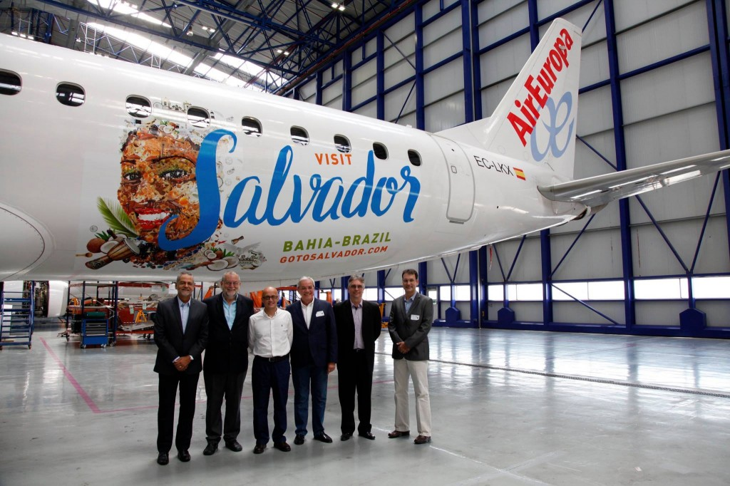 Air Europa / Divulgação