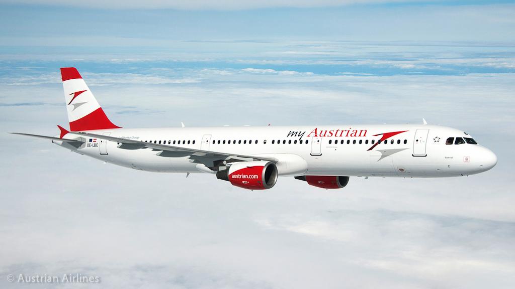 Austrian Airbus A321