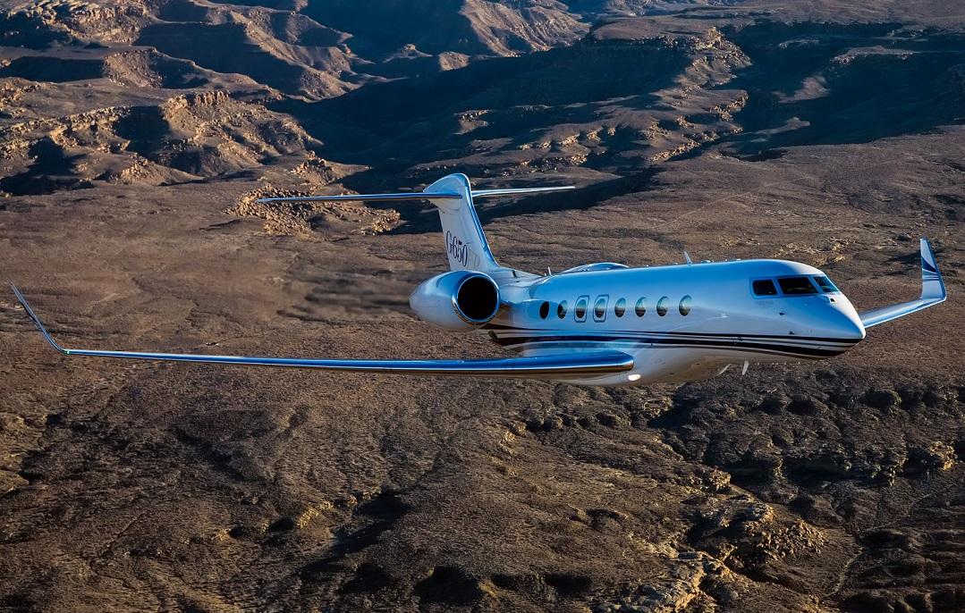 Gulfstream Aerospace G650ER