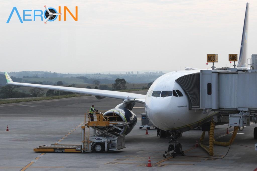 A330-200 Azul Campinas Gate