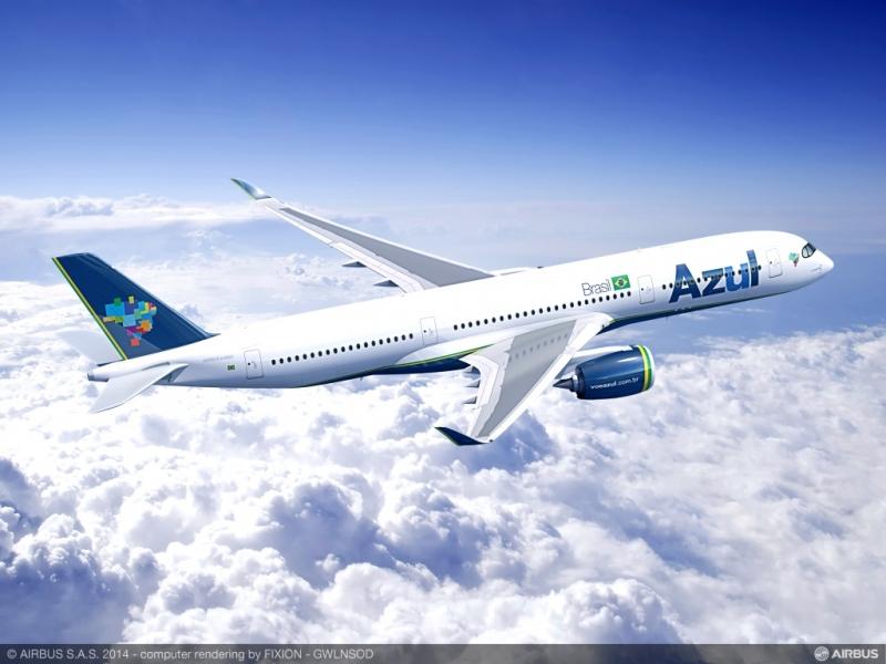 A350 Azul