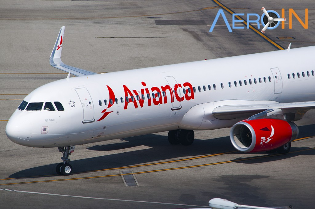 Avianca Colombia Airbus A321 CEO Sharklets