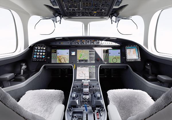 Dassault 8X EASy Integrated Cockpit