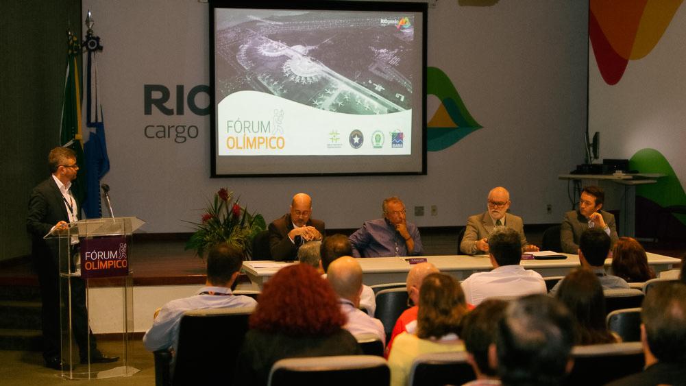 RIOgaleão Cargo Fórum Olímpico