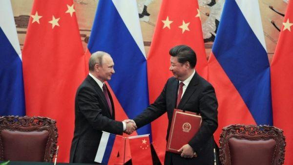 Vladimir Putin Presidente Russia China Xi Jinping