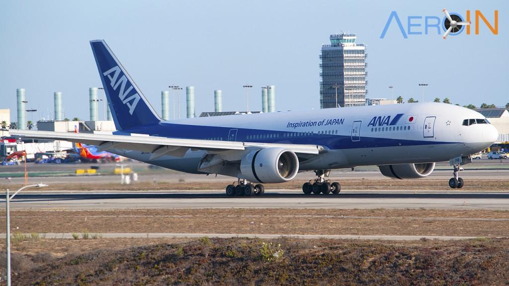ANA All Nippon Airways 777