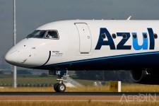 Avião Embraer E-Jet Azul Sorriso
