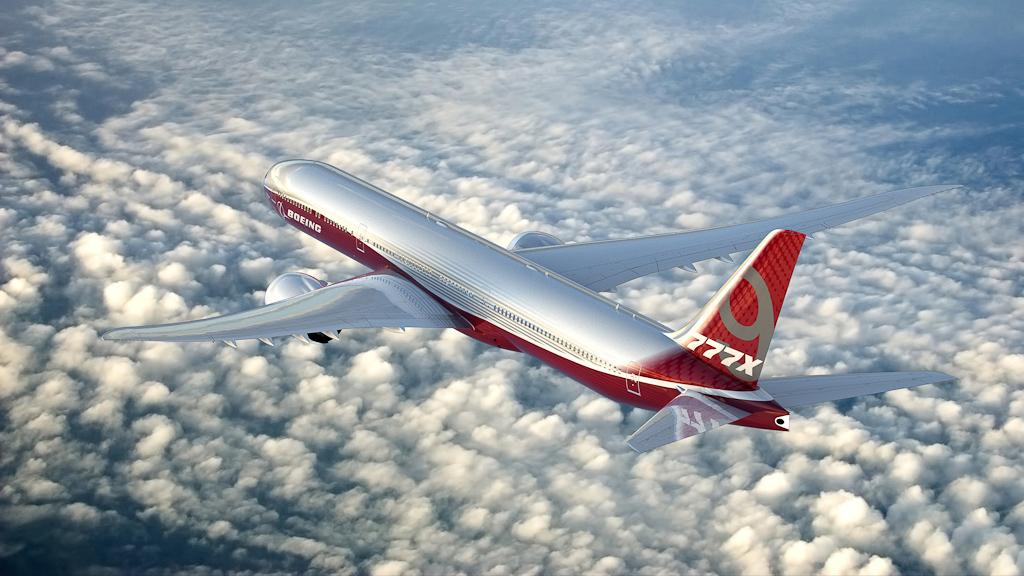 Imagem: Boeing. Reprodução proibida.