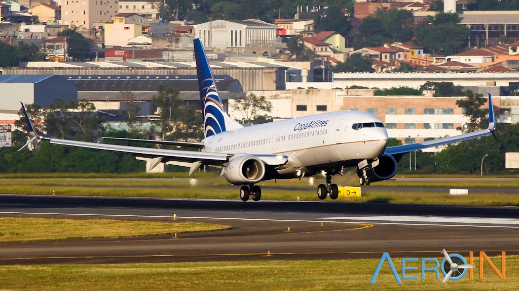 Copa Boeing 737