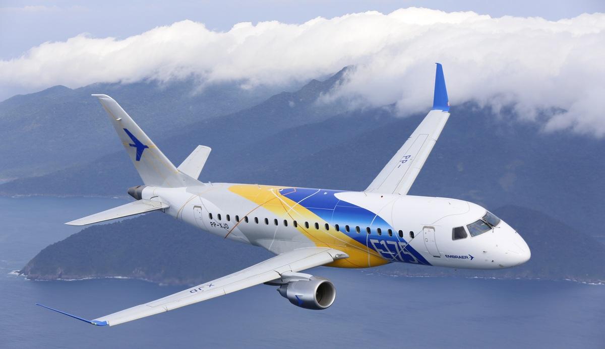 Grupo S7 da Rússia encomenda aviões Embraer.