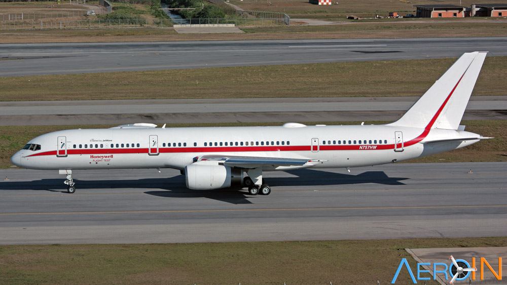 HONEYWELL 757 BOEING 2