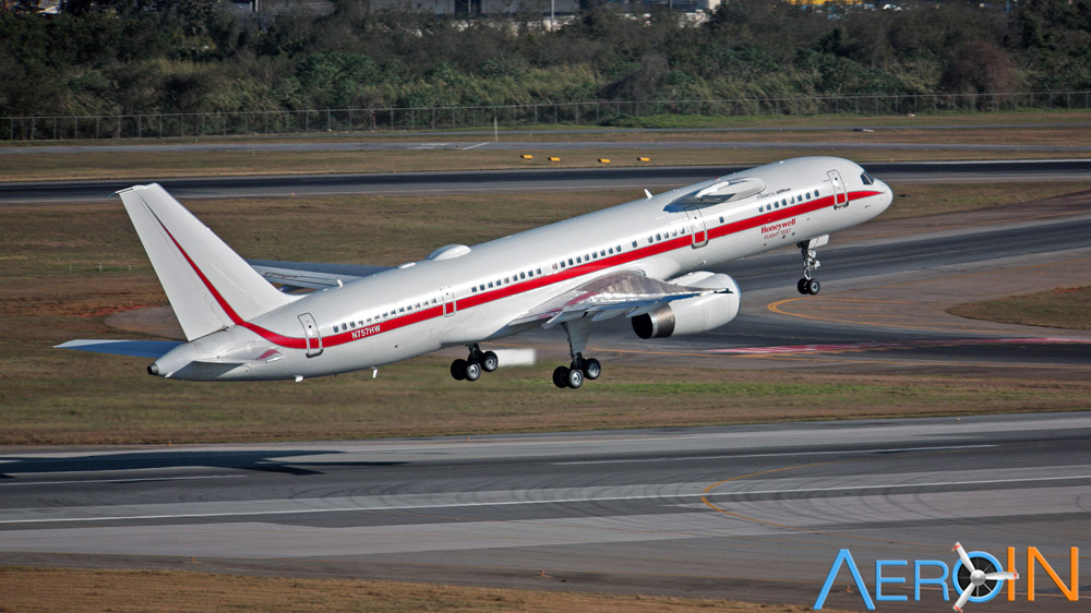 HONEYWELL 757 BOEING 4