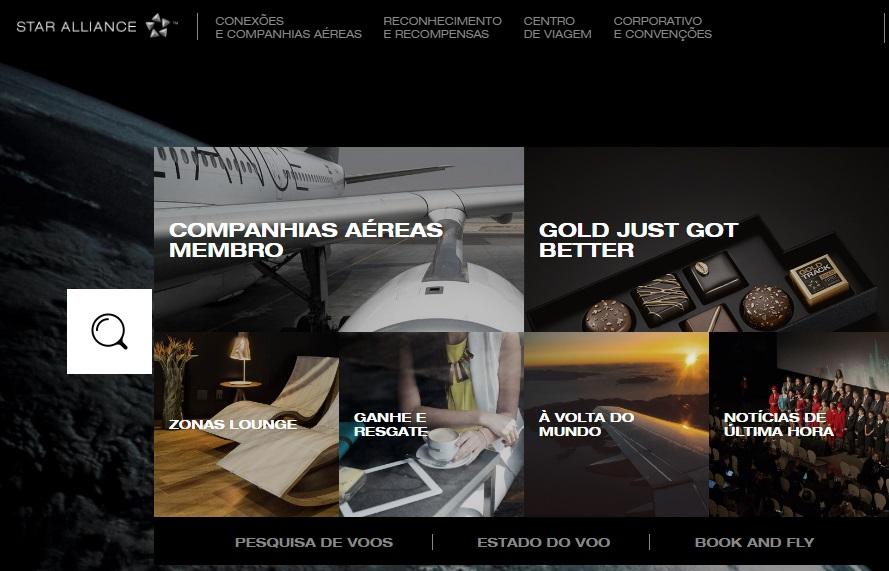 Star Alliance Site