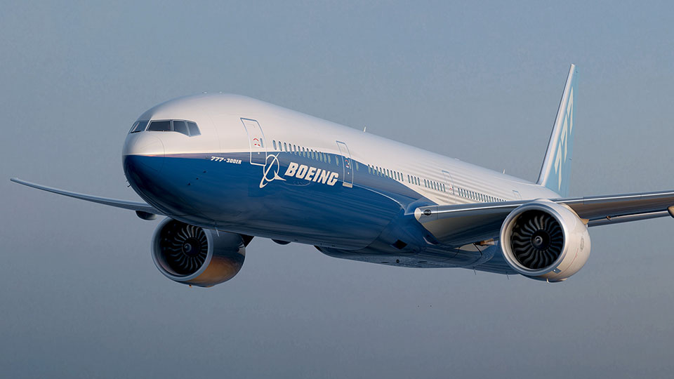 Apresentação Boeing