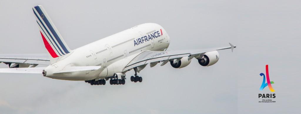 Airbus A380 Air France 2024 Paris