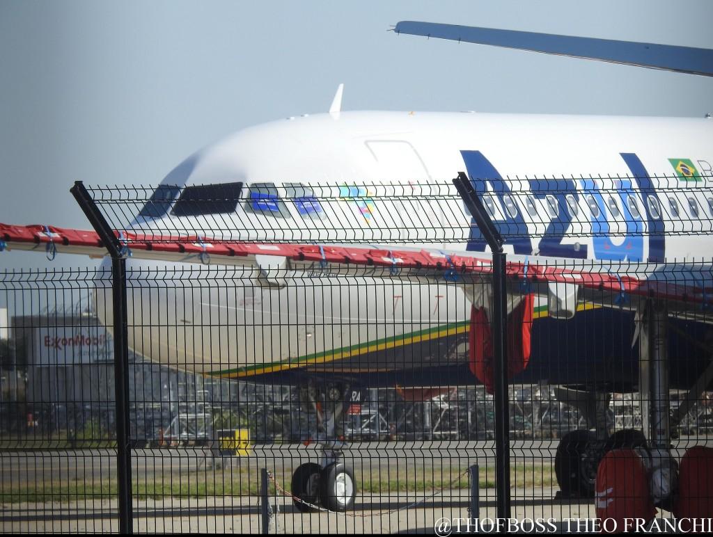 A320neo Azul