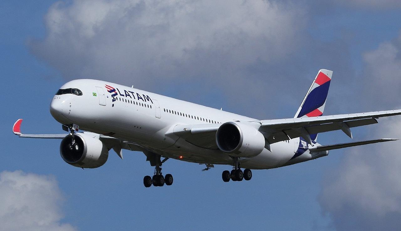 Resultado de imagem para Latam a A350,