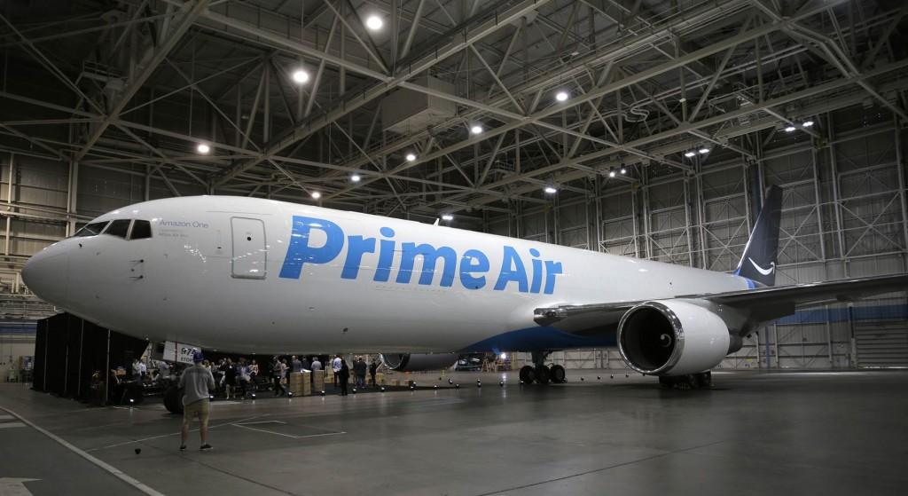 Amazon Boeing 767 F