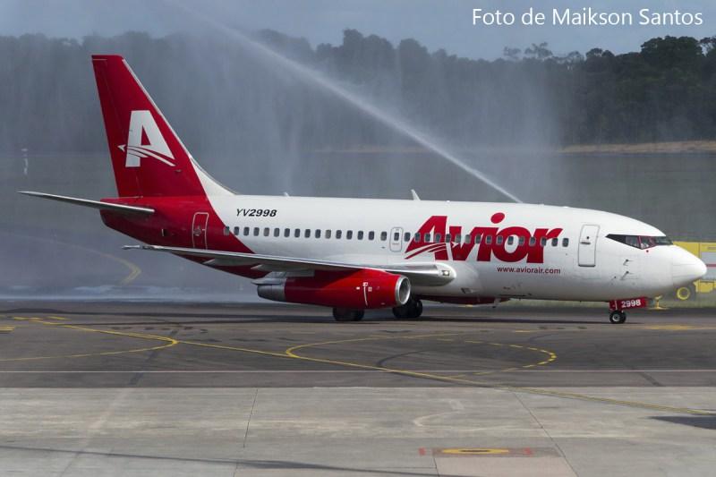 Avior Boeing 737 11
