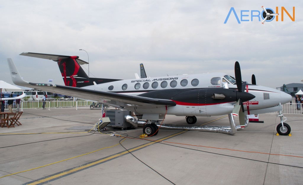KING AIR 350ER SPECIAL MISSIONS