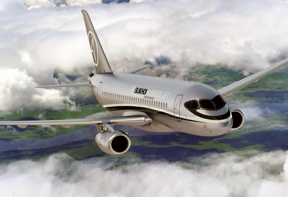 Sukhoi SSJ100