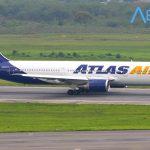 Avião Boeing 767 Atlas Air