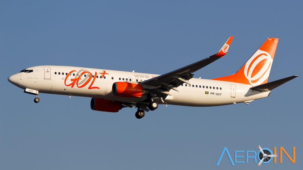 Gol Boeing 737 160905
